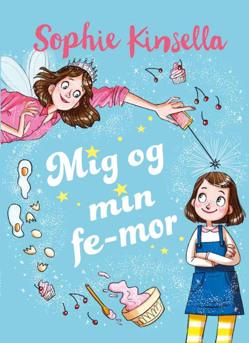 Mummy Fairy 1 Danish Cover