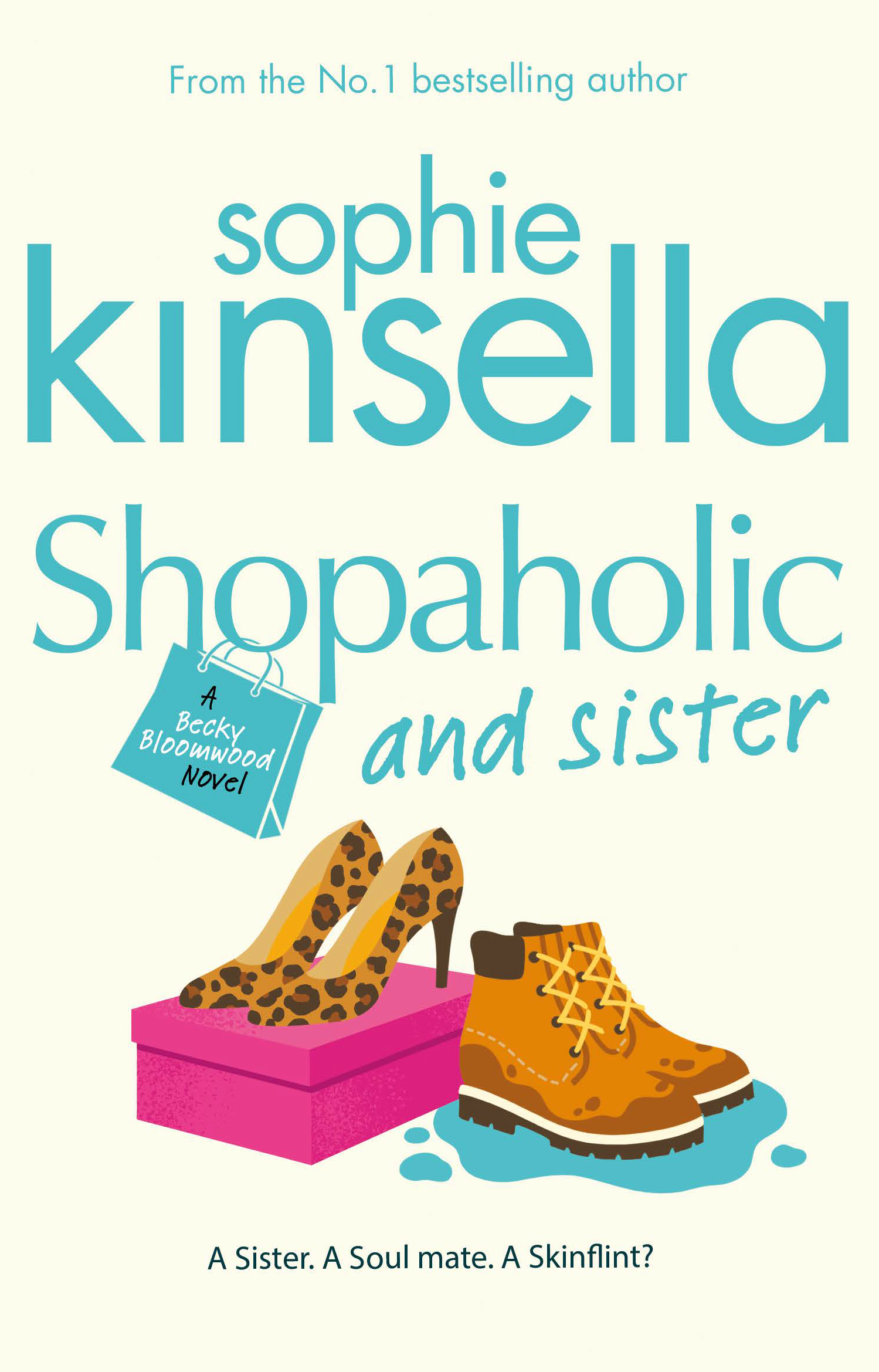4. Shopaholic & Sister