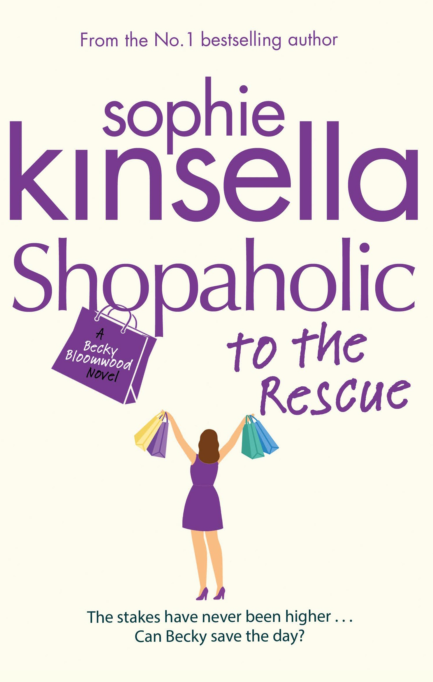 8. Shopaholic To The Rescue