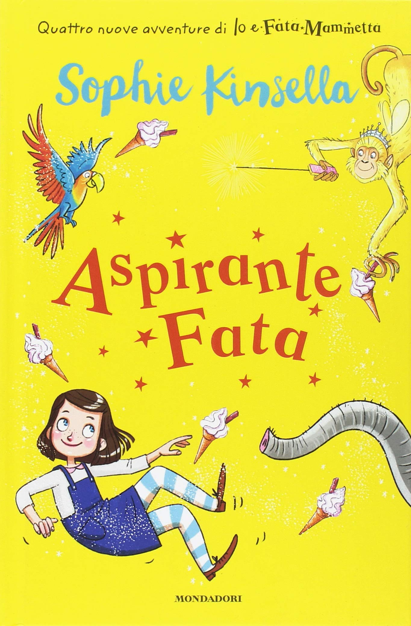 Fairy In Waiting Italian Cover