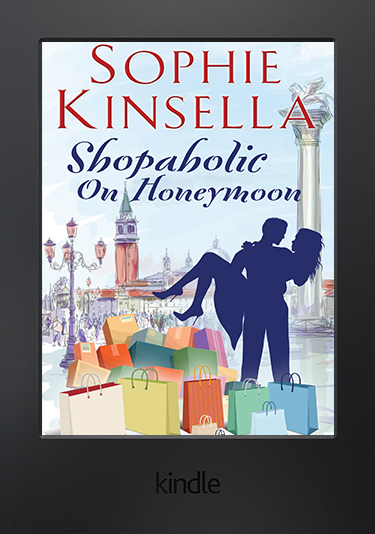 Shopaholic On Honeymoon In Kindle