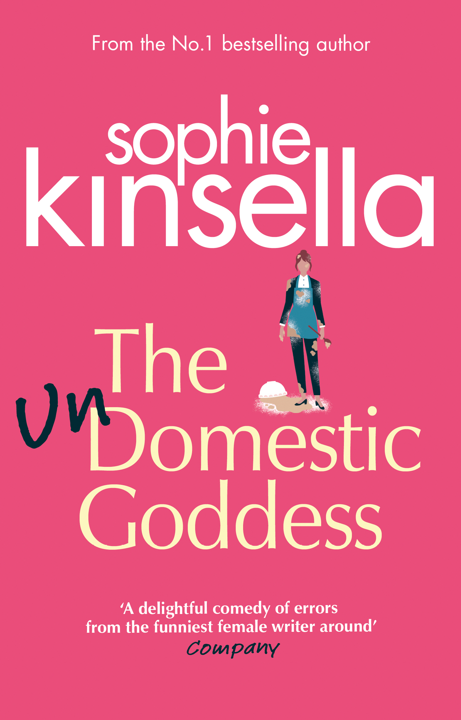 The Undomestic Goddess Pb