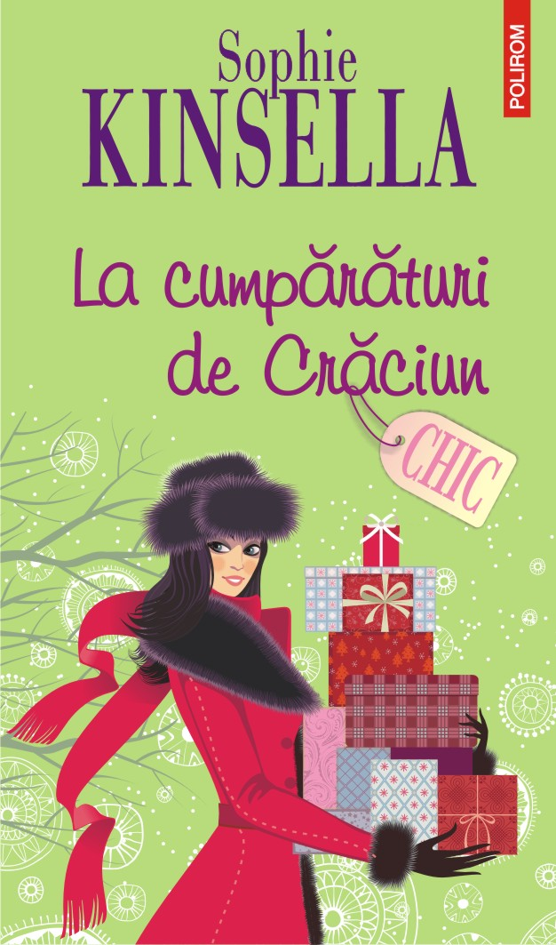 Romanian Christmas Shopaholic