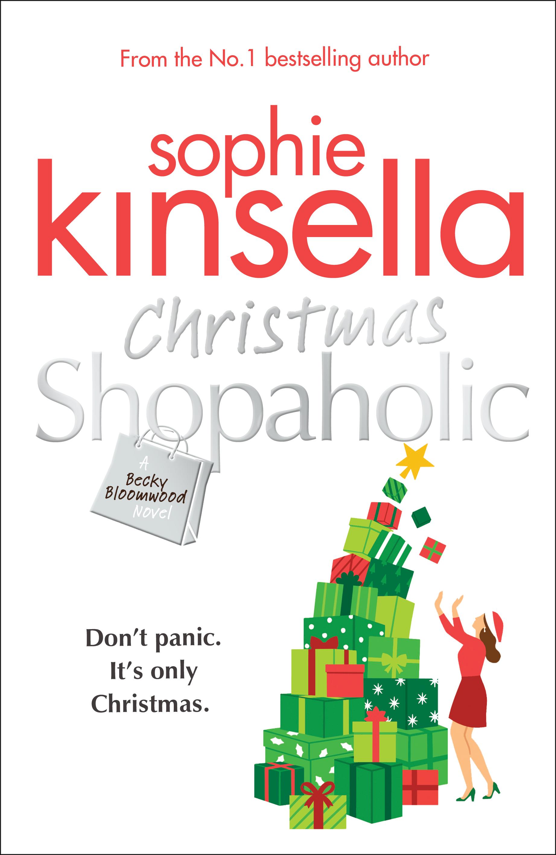 Christmas Shopaholic Silver Foil