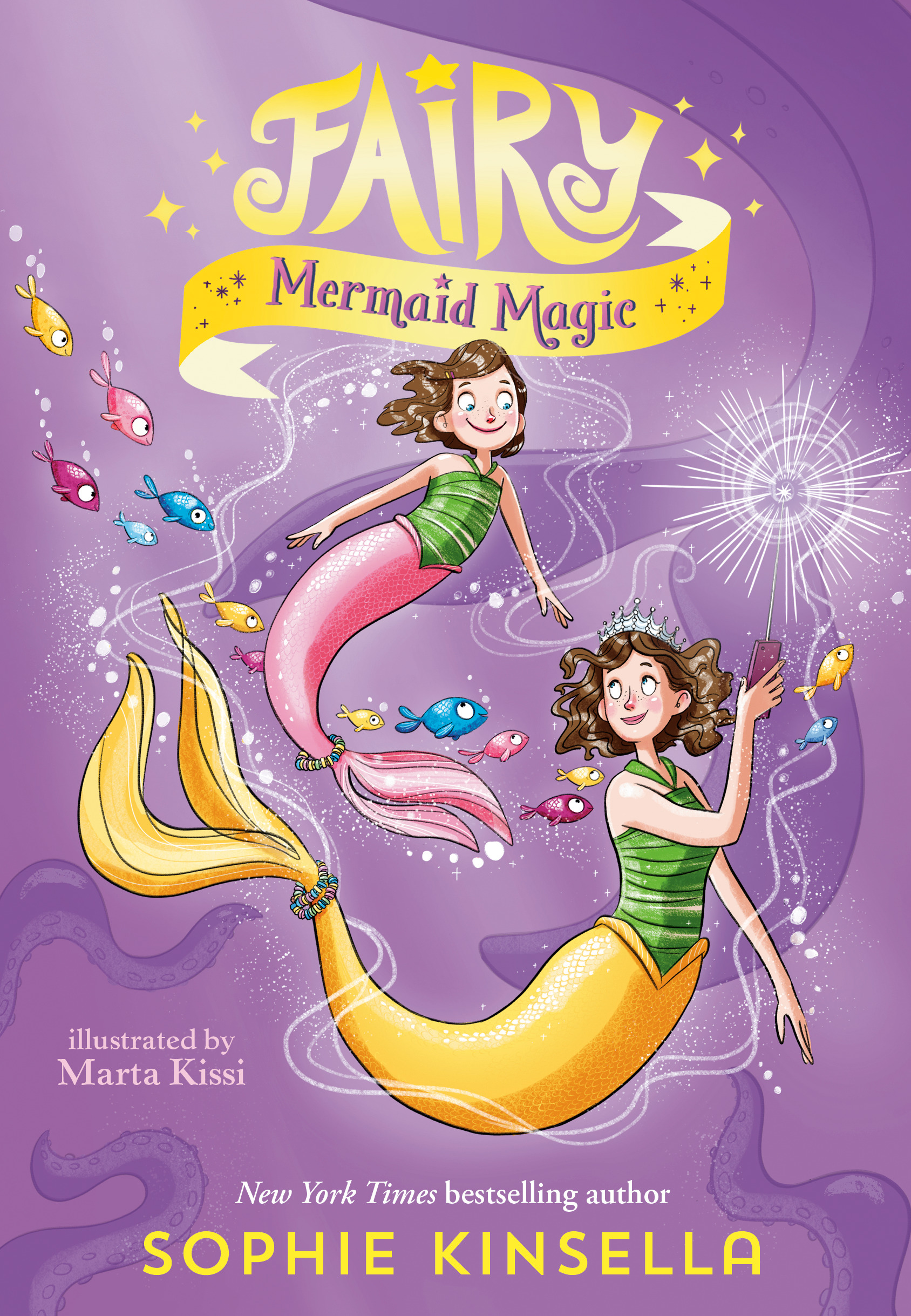 Fairy Mermaid Magic (US cover)