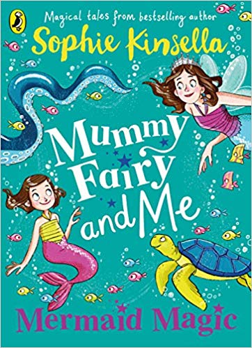Mummy Fairy Mermaid Magic