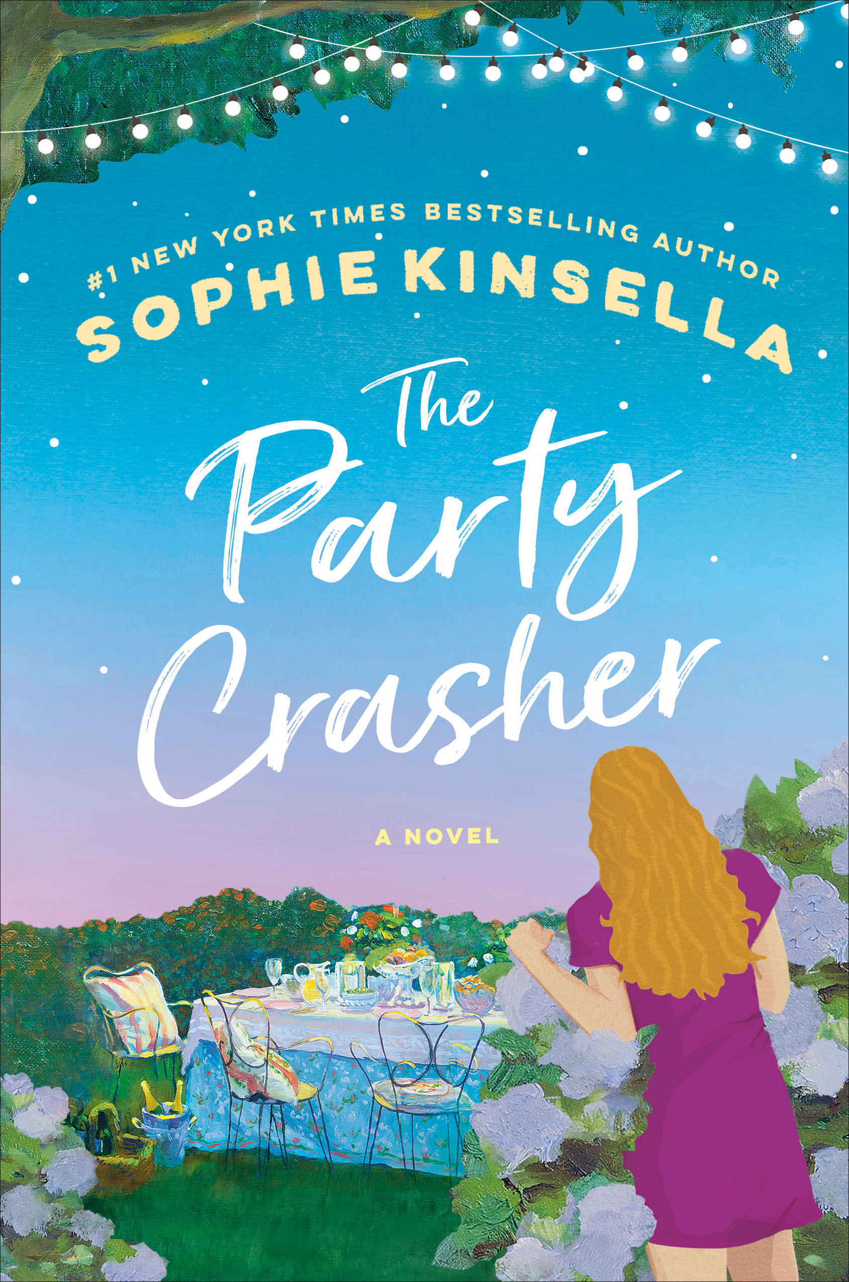 The Party Crasher Us Cover