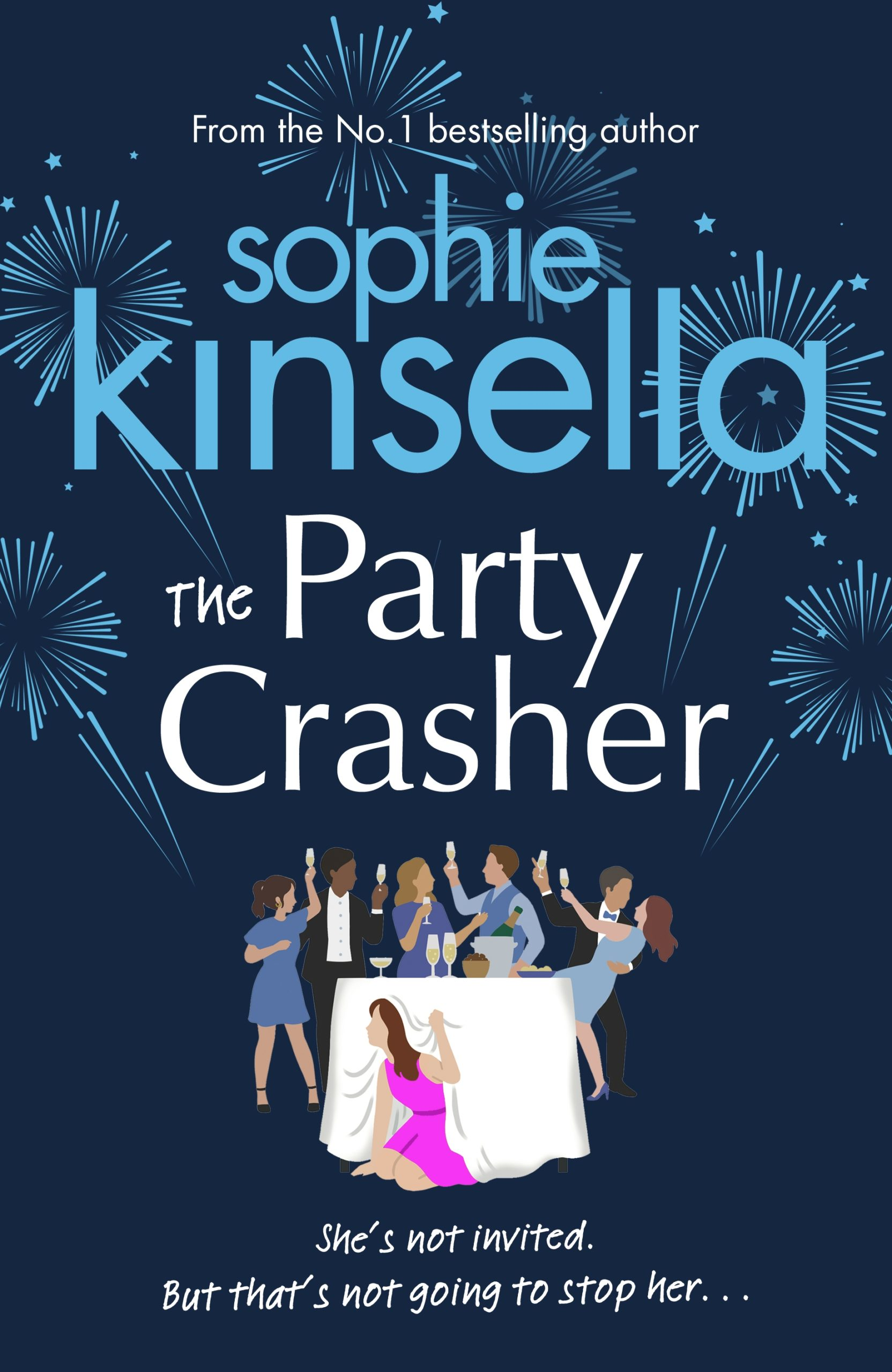 The Party Crasher 9781787632455